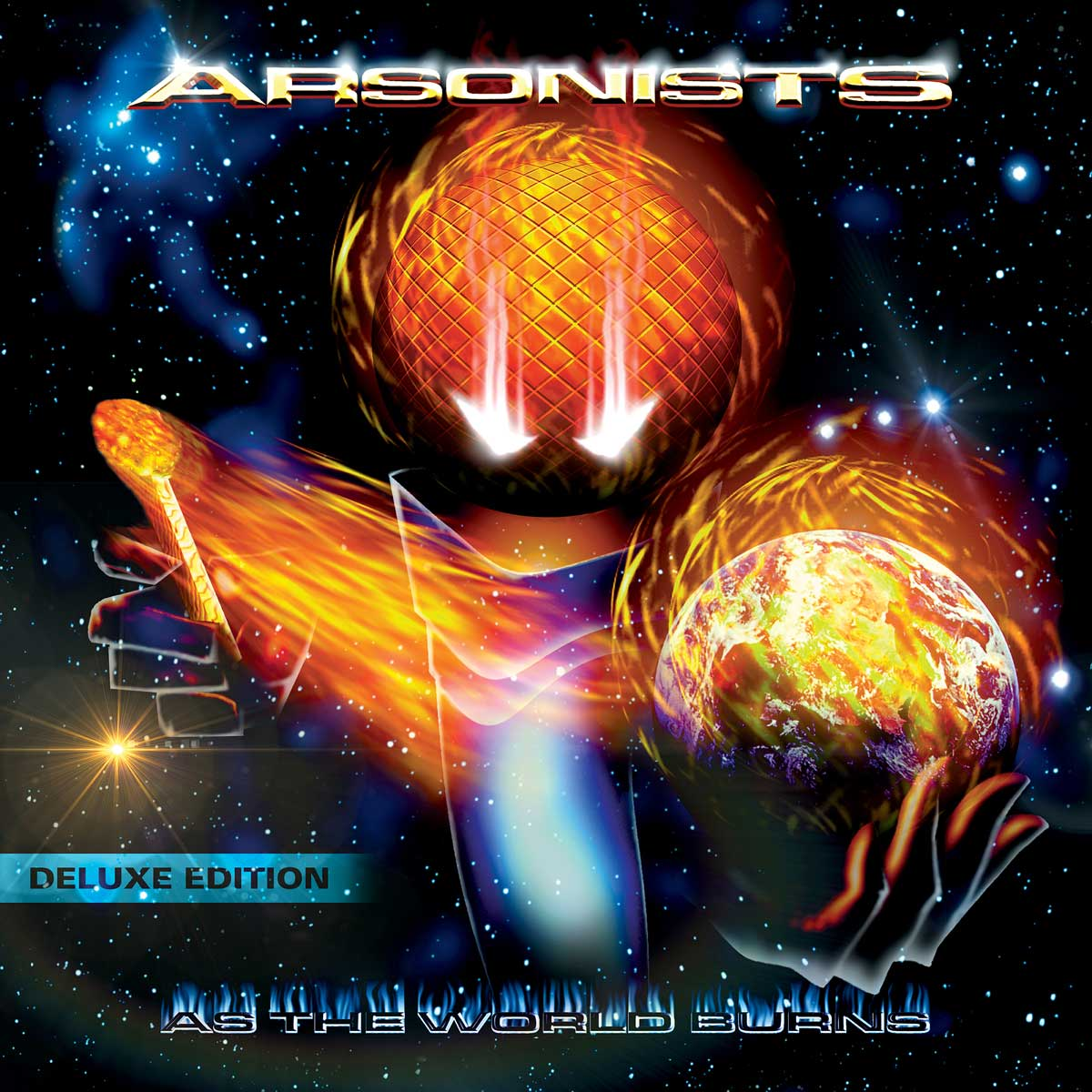 Arsonists - As The World Burns / Lost In The Fire