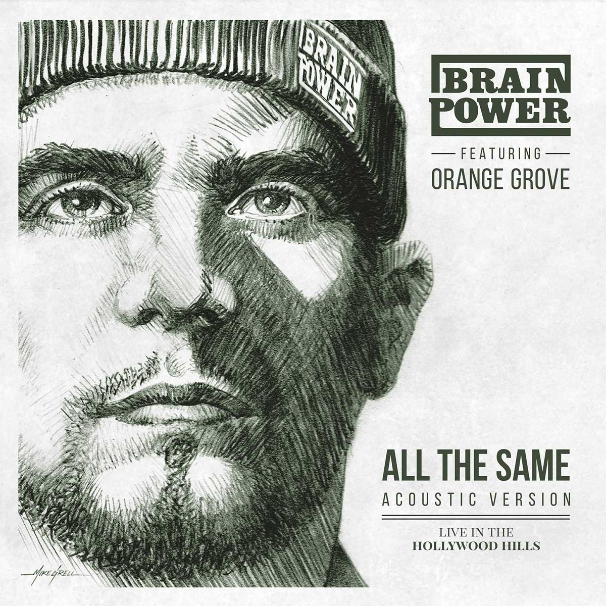 Brainpower - All The Same [Acoustic Version]
