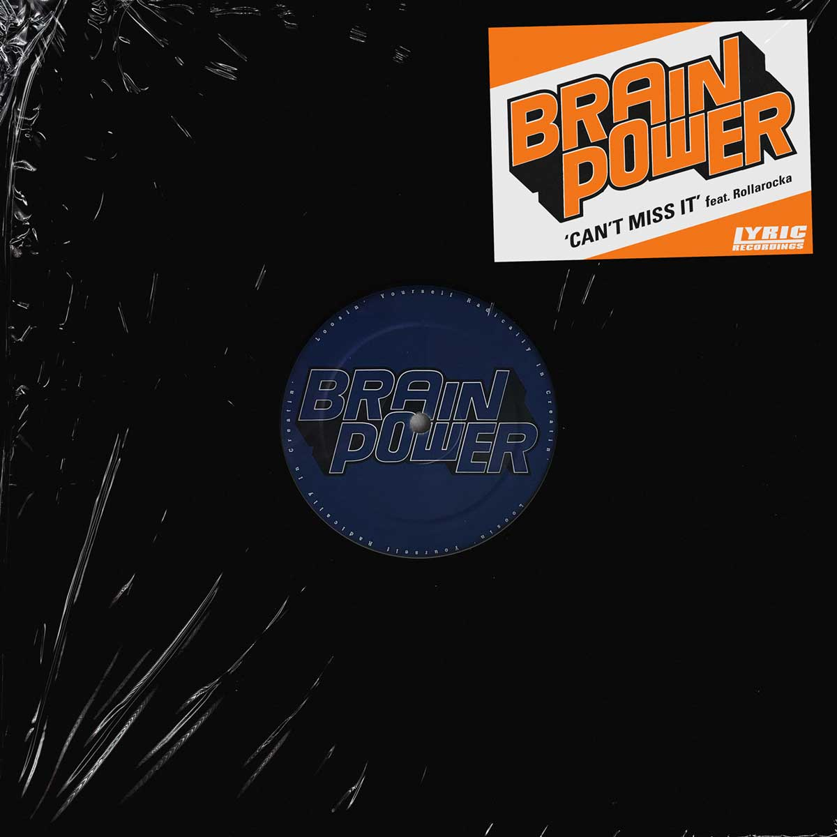 Brainpower - Can't Miss It
