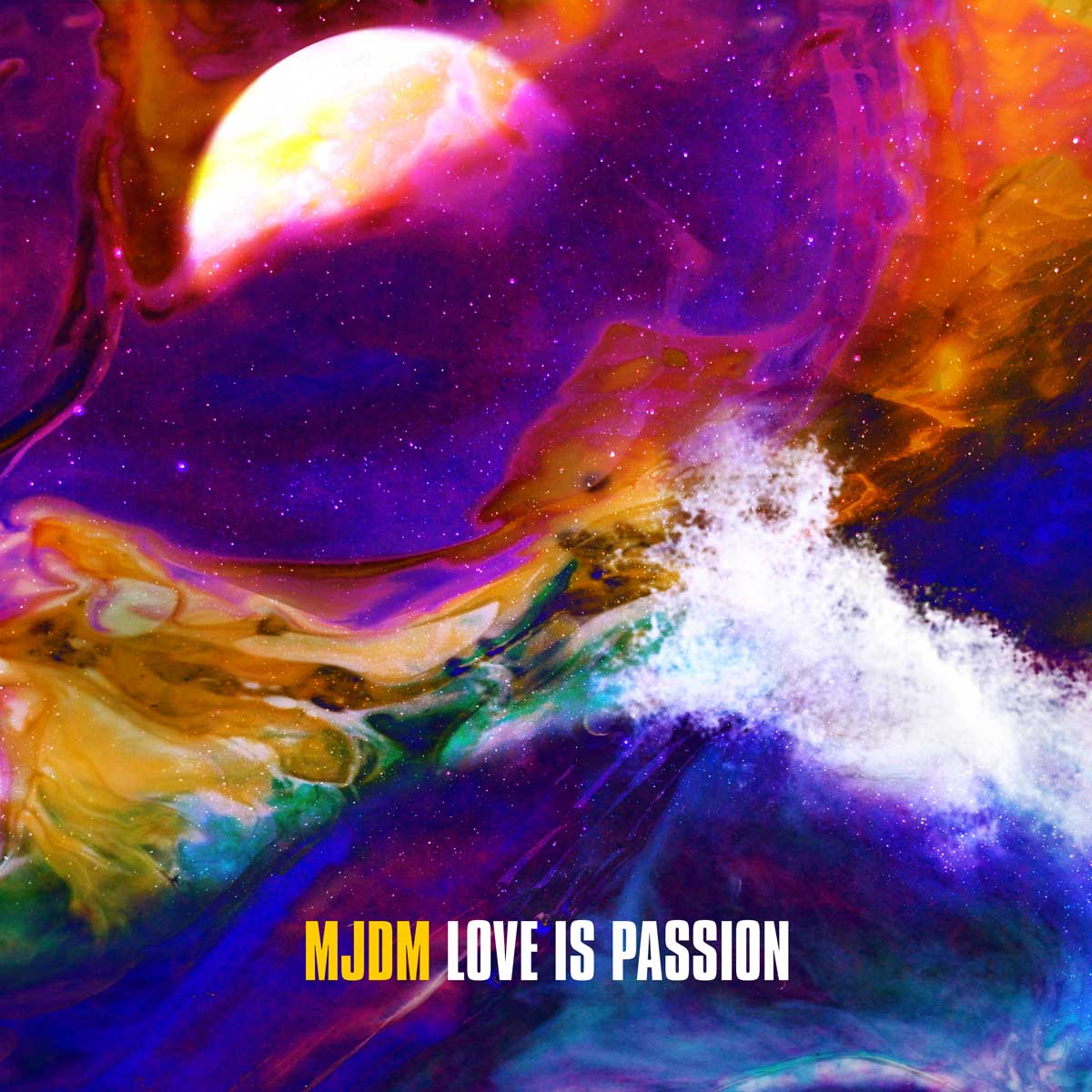 MJDM - Love Is Passion