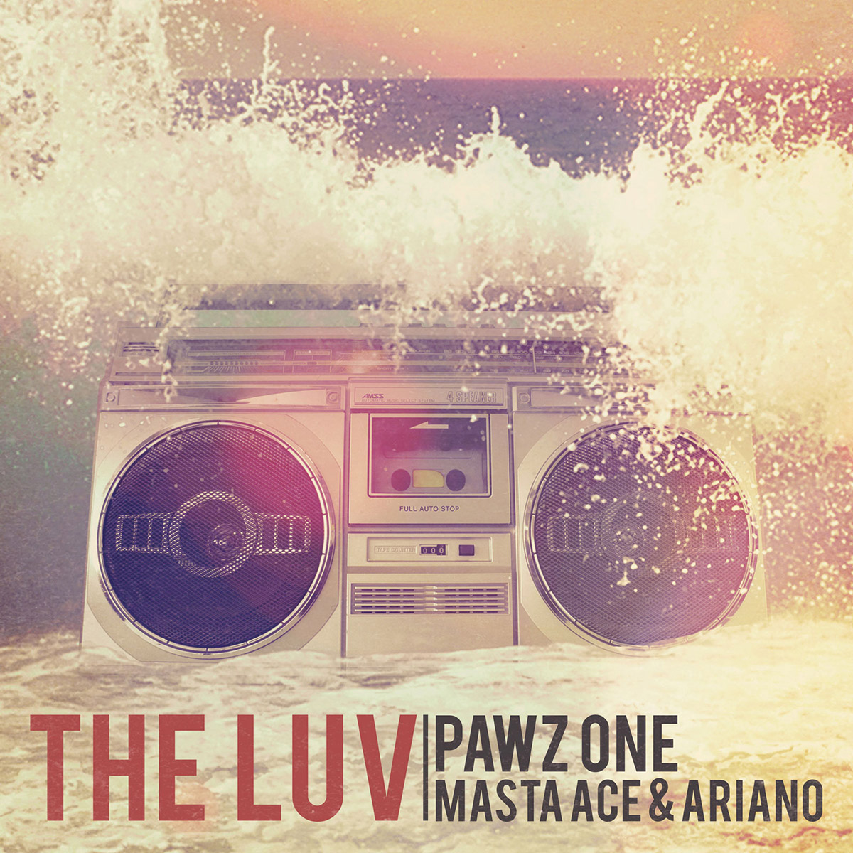 Pawz One - The Luv [Remix]