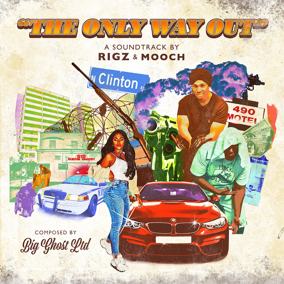 Rigz & Mooch - The Only Way Out